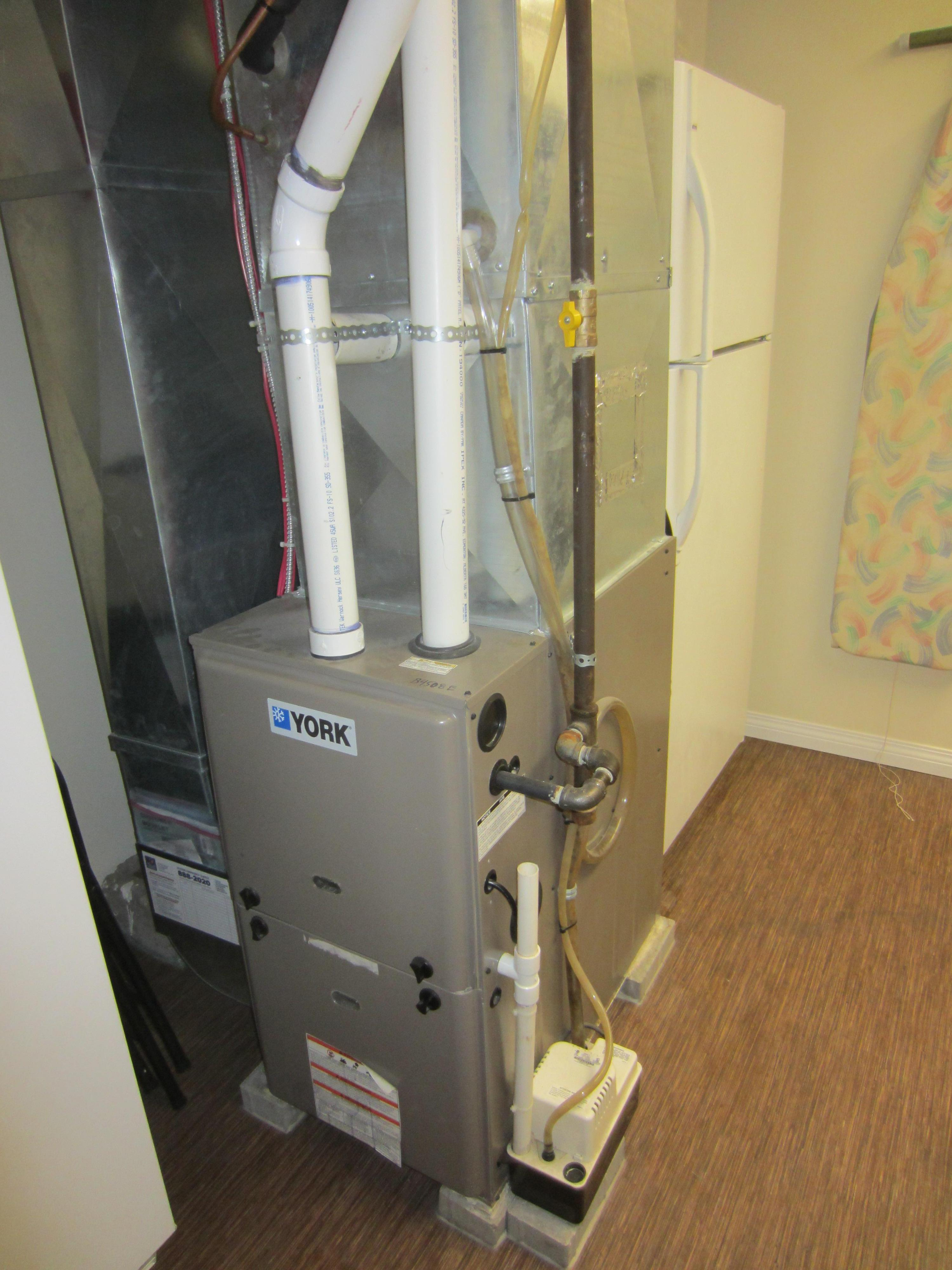 Condensing Forced Air Gas Furnace