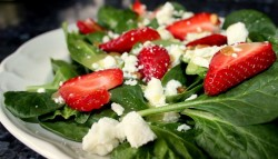Strawberry Spinach Salad 02 1 250×143