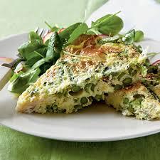 asparagus fritatta