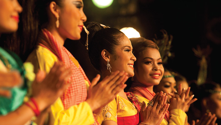 Cambodian Living Arts