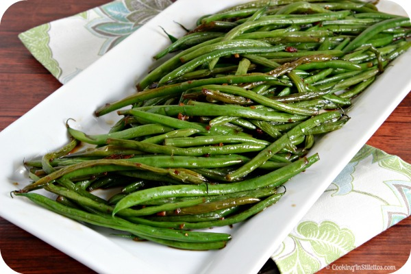 Honey Ginger Green Beans URL