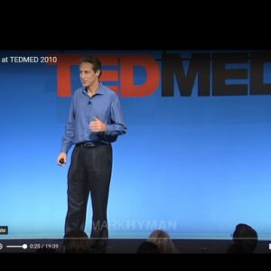 """General: A """"Systems"""" Approach To Healthcare With Dr. Mark Hyman"""
