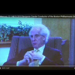 Dentistry: Amalgams Removal Testimony Of Maestro Benjamin Zander