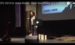 Hack Your Stress & Avoid Burnout With Dr. Aviva Romm