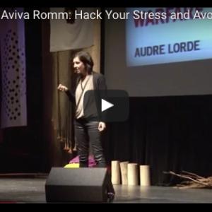 Hack Your Stress & Avoid Burnout With Dr. Aviva Romm
