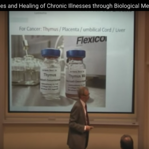 Chronic Disease: The Causes And Healing Of Chronic Illness Through Biological Medicine With