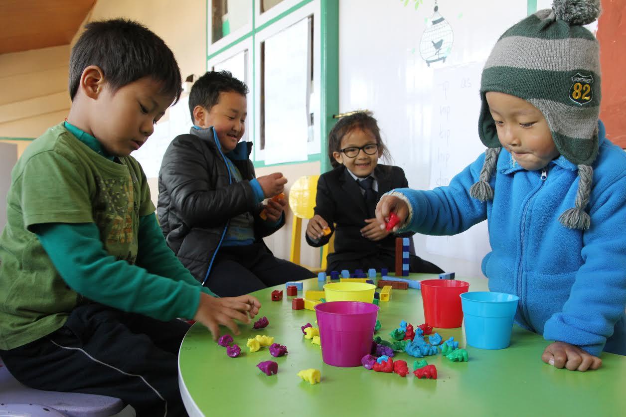 Taktse International School