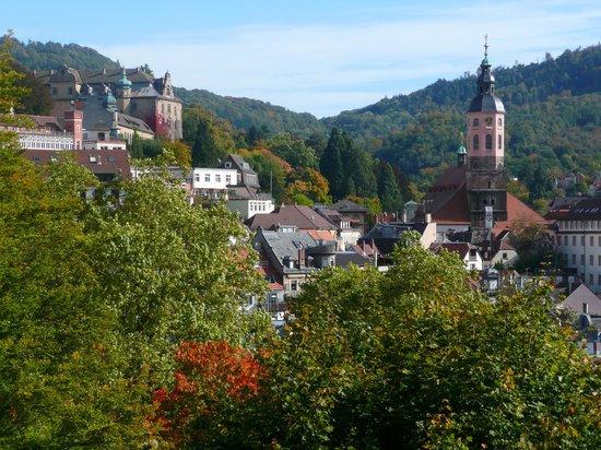 Baden Baden Old Town
