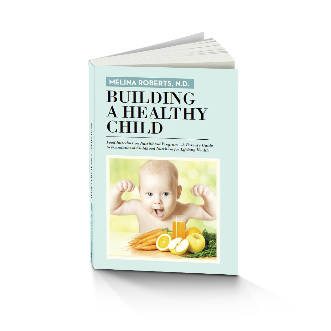 Building A Healthy Child Book Image Standing Up