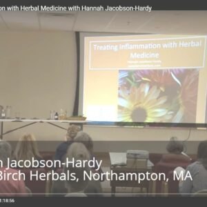 Inflammation & Women's Health: Treating Inflammation With Herbal Medicine With Hannah Jacobson-Hardy