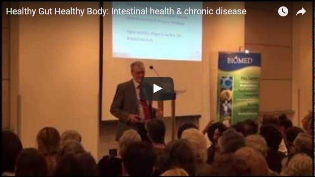 Nutrition: Healthy Gut Healthy Body – Intestinal Health & Chronic Disease with Dr. Thomas Rau