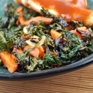 Recipe: Braised Kale With Carrots And Potatoes