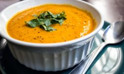 Recipe: Carrot-Ginger Soup