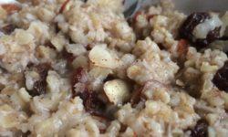 Recipe: Simple Oatmeal