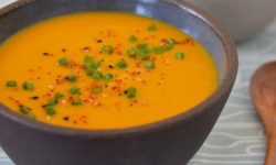 Recipe: Miso Pumpkin Soup