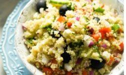 Recipe: Greek Quinoa Salad