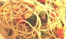 Recipe: Garden Vegetable Pasta Toss