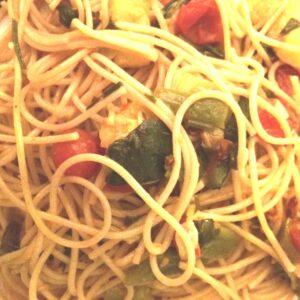 Recipe: Garden Vegetable Pasta Toss