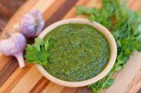 Healthy Recipe: Parsley Pesto