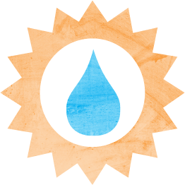 Solar Hot Water Icon 01