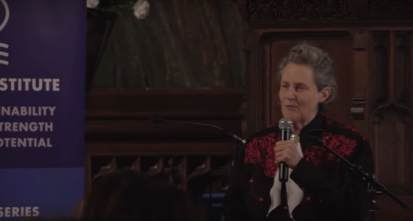Video: Temple Grandin's 'Living with Autism' Event