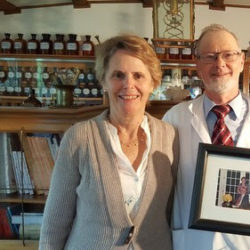Paracelsus Celebrates 20 Years Of Cooperation With Baldwins, Marion Institute