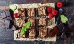 Lentil Brownies
