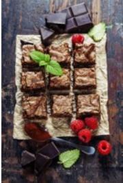 lentil-brownies