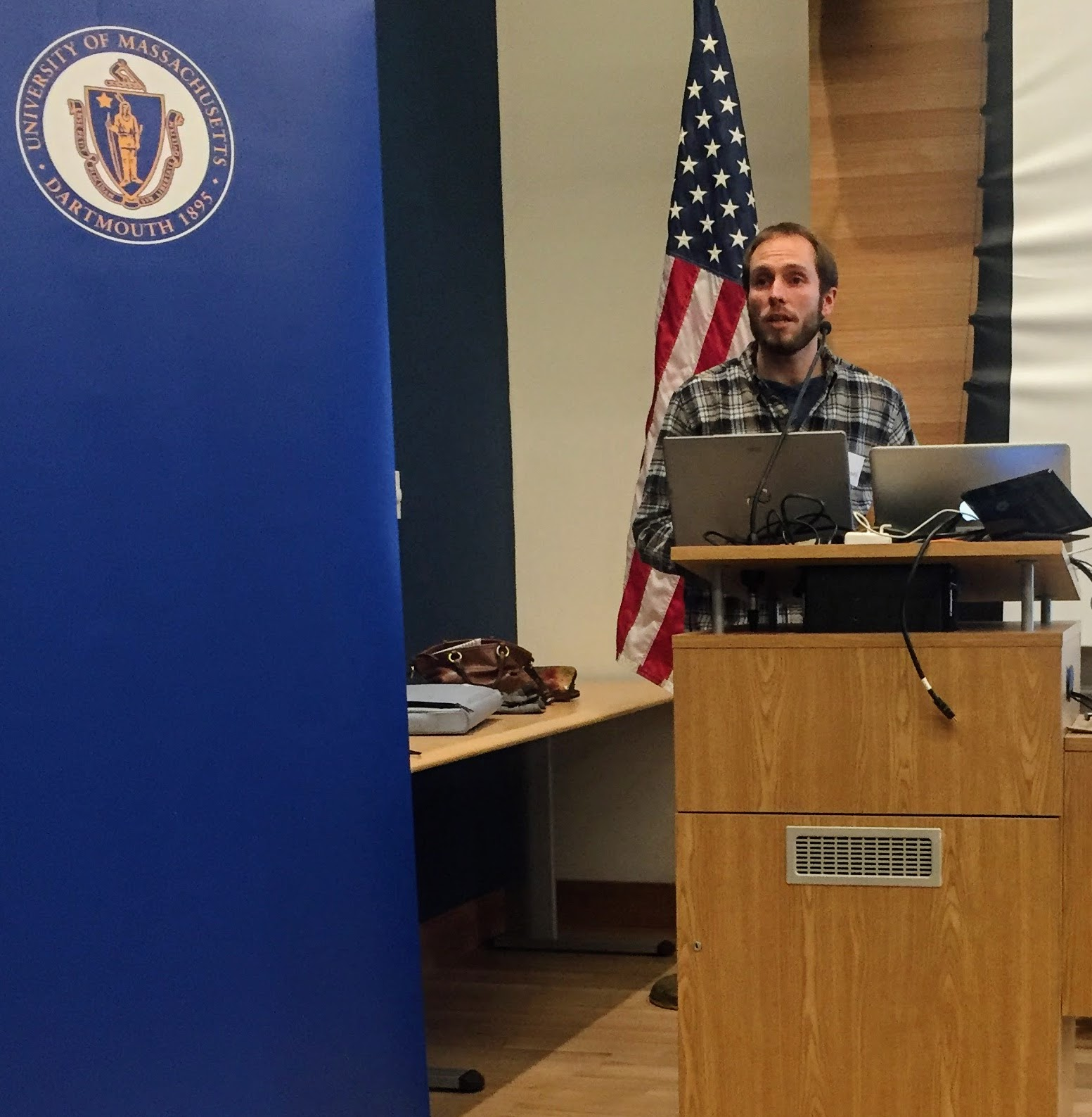 GROW's Adam Davenport, who also works with Terra Cura, Inc., speaks on The Future of Urban Agriculture in New Bedford.