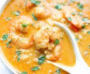 Flavorful Thai Shrimp Soup