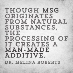 What Is MSG And What Is The Problem With It?
