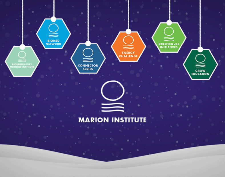 Gifts That Give Back – Support The Marion Institute This Holiday Season