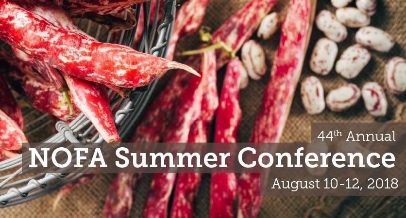 2018 NOFA Summer Conference