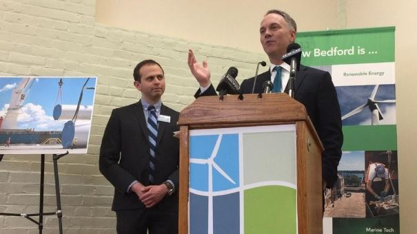 Full Transcript: SouthCoast Energy Challenge Speaks At Press Conference On Offshore Wind