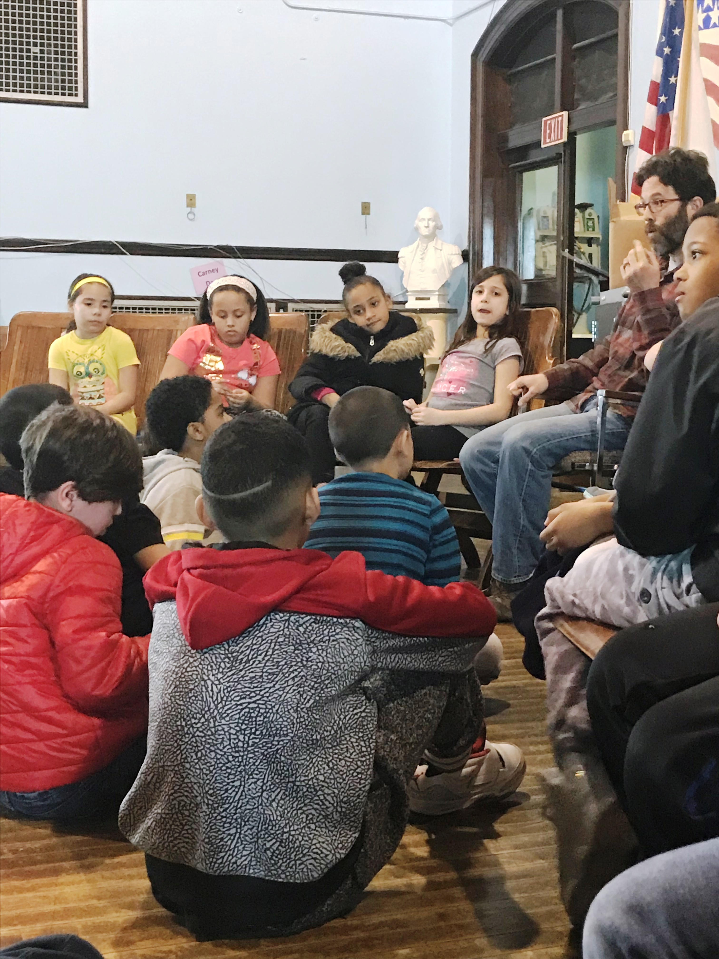 """Seeds Are Magic"" – Farmer Bill Inspires & Engages Pacheco Elementary Students"