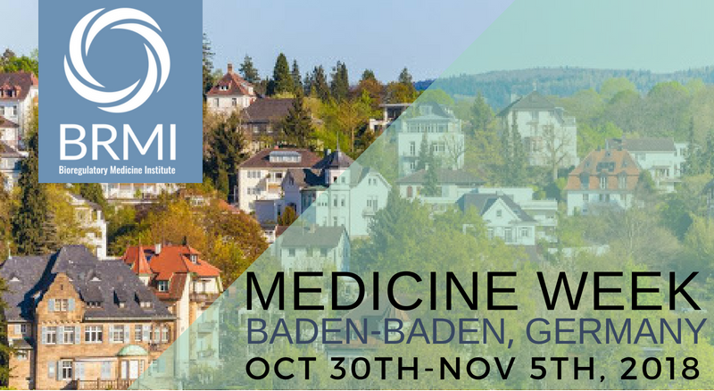 Guided Tour To Medicine Week 2018 In Baden-Baden, Germany