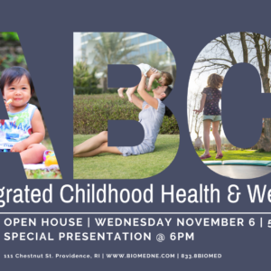 BioMed Center Event To Cover The ABC's Of Childhood Health