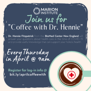 "BioBlog: ""Coffee With Dr. Hennie"" Provides A Weekly Dose Of BioMed Knowledge And Immune Support"