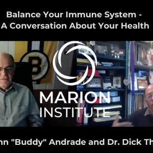 Community Health Resources: Balance Your Immune System – A Conversation About Your Health